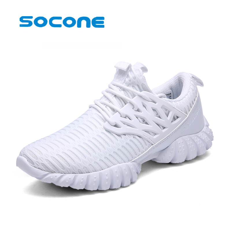 Socone Breathable Running Shoes for Women New 2016 Summer Comfort Women Sneakers Ladies Sport Shoes Woman zapatillas deportivas(China (Mainland))