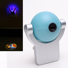"360"" Rotating Sidereal Universe Fantastic Night Light Wall Projector Lamp Solar System(China (Mainland))"