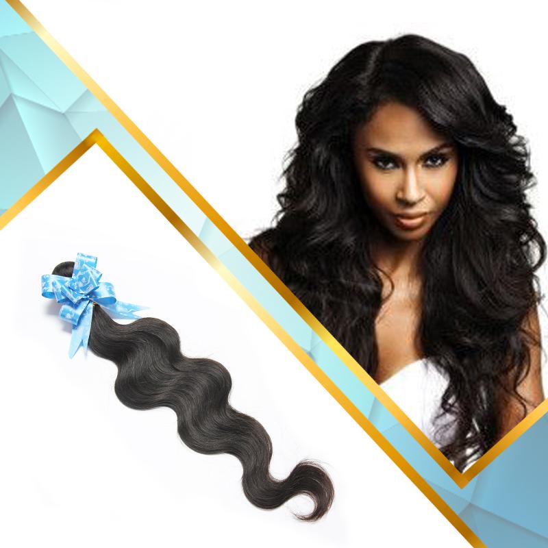 dhl free shipping 7A peruvian virgin hair body wave can dye color peruvian virgin remy hair whole sale(China (Mainland))