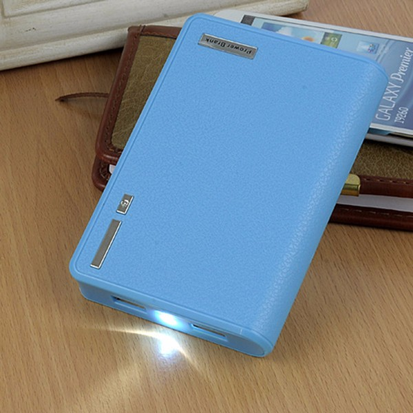 high quality wallet shape portable power bank 10000mah for all digital goods(China (Mainland))