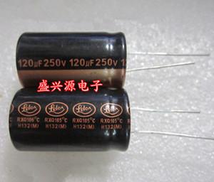 1 250V 120UF DIP Aluminum Electrolytic Capacitors / ! - BeWell Trade Store store