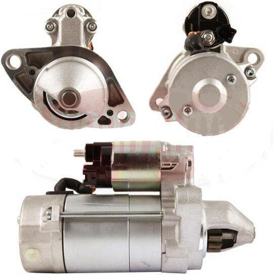 NEW 12V STARTER MOTOR FOR TOYOTA COROLLA 4280003180 4280004920 MS4280003180 LRS02265 LRS2265 281000G040 281000R010 28100OG040(China (Mainland))