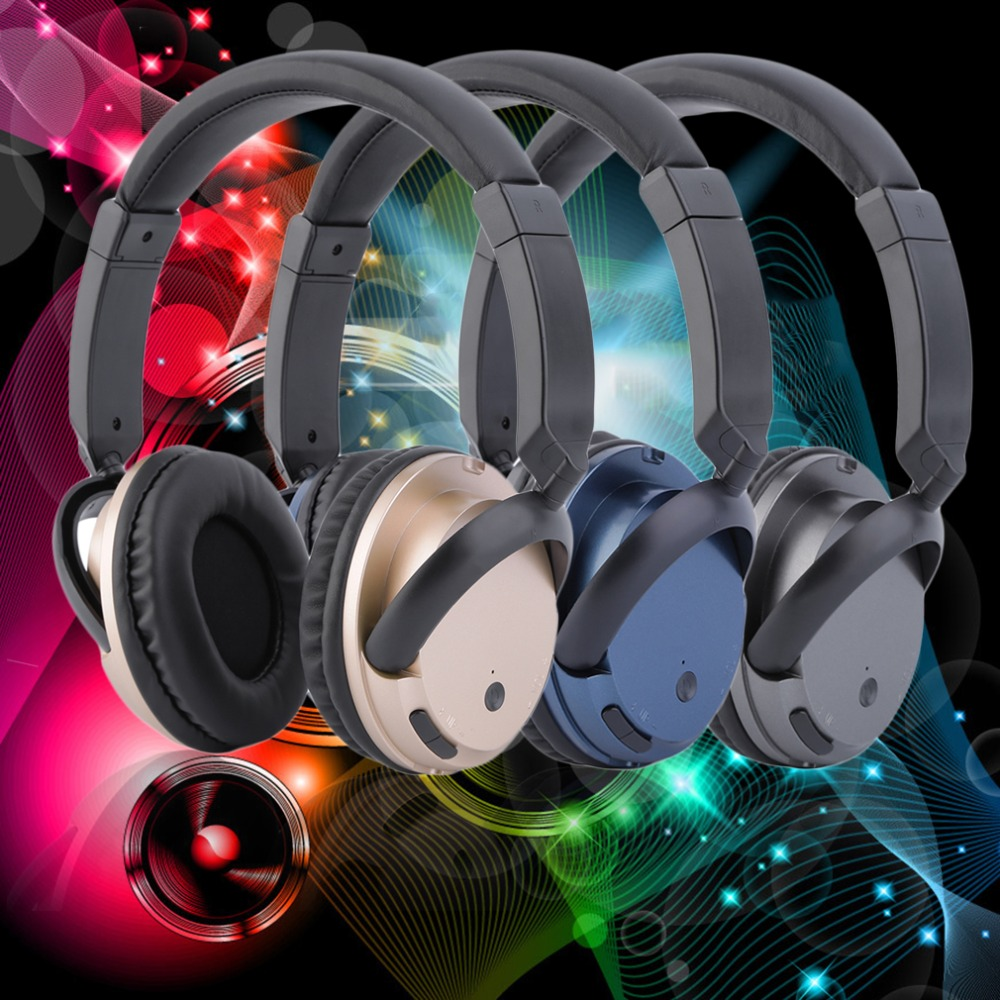 New Foldable Wireless Bluetooth V3.0+EDR Stereo Headset Headphones Mic For Mobile Phone for listening music, chatting online(China (Mainland))