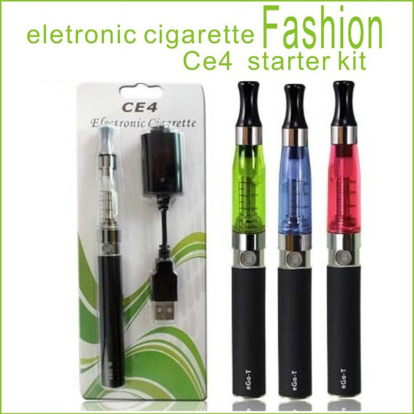 Ego CE4 kits 2014 New Electronic Cigarette T Kit 600-1200puffs 650/900/1100mah EGO Battery  -  ShenZhen city Ecity technogy developmet Co.,LTD store