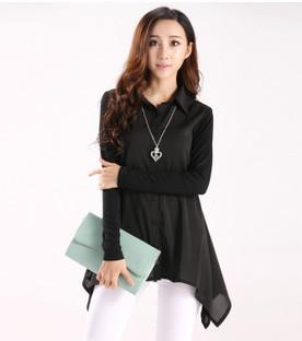 Блузки и Рубашки для беременных 2015  BJ блузки и рубашки для беременных yunzhiyi 2015 yzy 80051