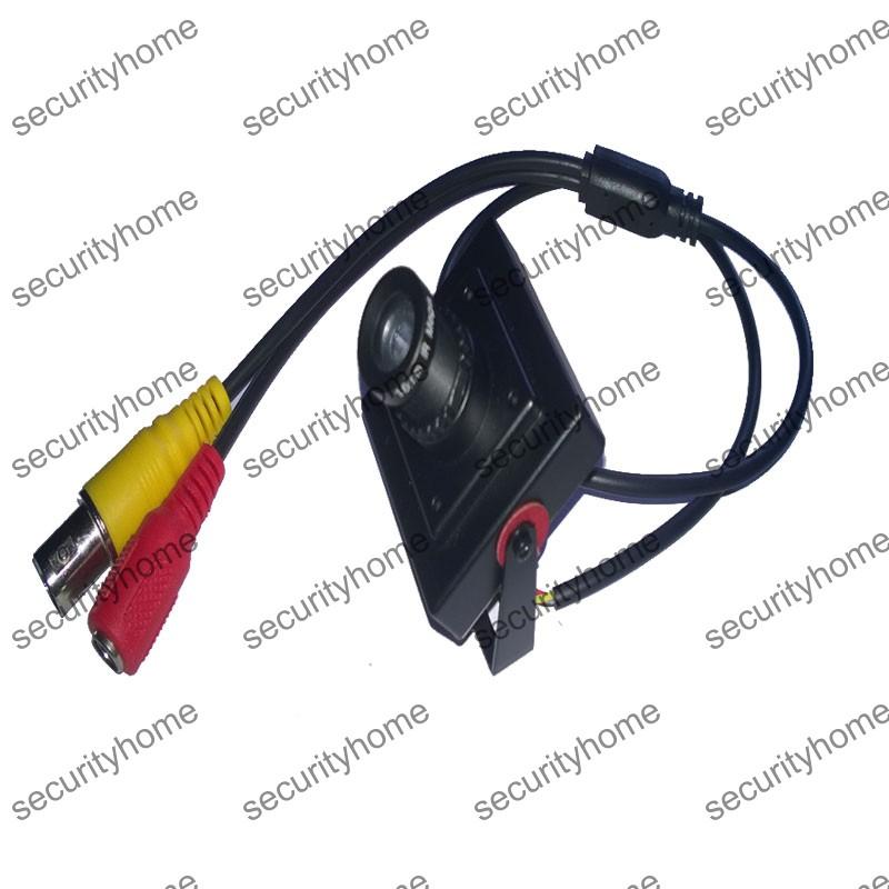 Mini CMOS 1000TVL 16mm MTV Long Focal Lens Home Security CCTV camera