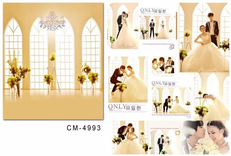 5X7ft Bunch Korea Style Photography Digital Backdrop Cloth Backgrounds Studio Camera Photos Muslin Vinyl Background(China (Mainland))