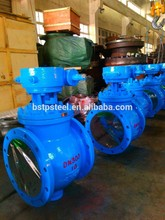 Q47H-40 DN65 Cast Steel Fixed hard sealing Ball Valve WCB 304 316 316L(China (Mainland))