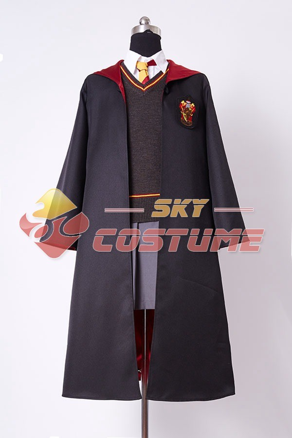Hermione Granger Cosplay Costume For Kids