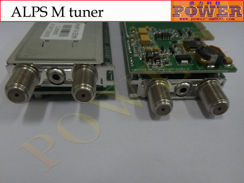 DVB-S2 ALPS M Tuner (BSBE2-801A),which can be used for 800HD or 800se satellite reciever(Hong Kong)