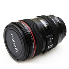 Stainless Lens Camera Lens Cup 24-105mm Travel Coffee Mug cup Thermos Tea()