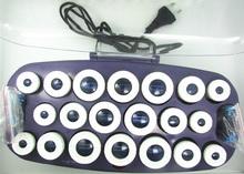 hot sale Popular electric heating hair roller ceramic hot hair curlers set hair sticks  Freeshipping(China (Mainland))