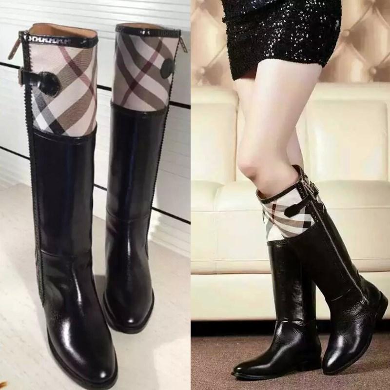 British Luxury Brand B Autumn/Winter Fashion Women genuine ...