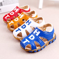 Kids shoes 2016 Summer Children s sandals Baby Shoes 0 3 years toddler sandals Comfortable leather