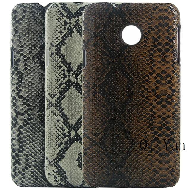 Сексуальная Змея Животных Мода Тонкий Тонкий Роскошный Кожаный Чехол для Huawei Ascend Y300 Жесткий Телефон Обложка Для Huawei Y330 huawei ascend y330