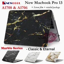 Buy Marble Series Laptop Case Apple Macbook Pro 13 Release 2016 A1706 & A1708 Laptop CASE Notebook Protective cover shell bag for $14.09 in AliExpress store