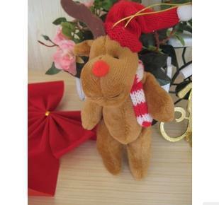 Venta al por mayor juguetes de peluche reno de adornos - Adornos navidad por mayor ...