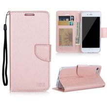 Buy Apple iPhone 7 Case Silk Leather & Silicone Flip Cover iPhone 7 7 Plus Cases Stand Wallet Coque iPhone7 Plus Capa for $5.86 in AliExpress store