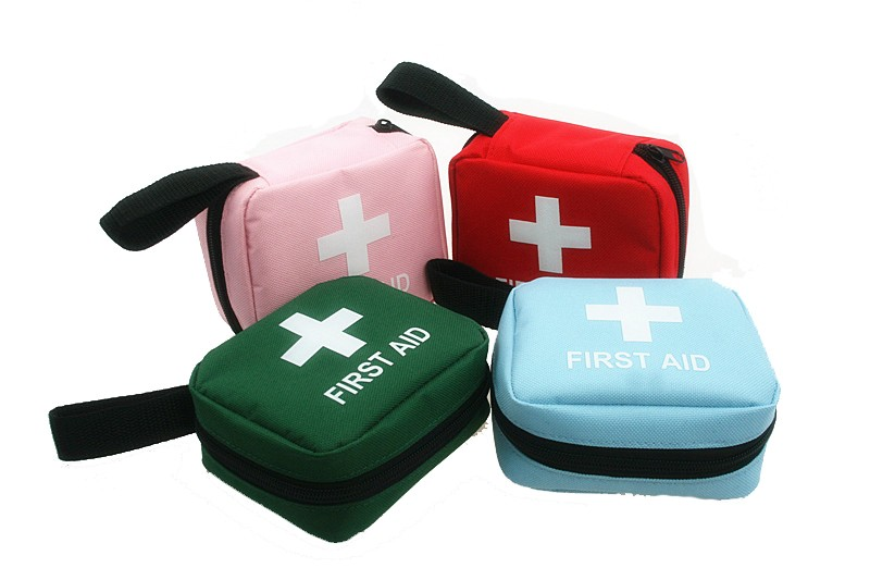 Emergency Survival Medical Bag First Aid Kit for Sports, Camping, Hiking, Travel, Survival(China (Mainland))