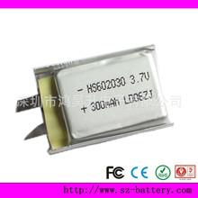 Поставка ультра-малых ультра-тонких литий-полимерная батарея небольшие модели аккумулятор — пункт чтение ручка аккумулятор 602030