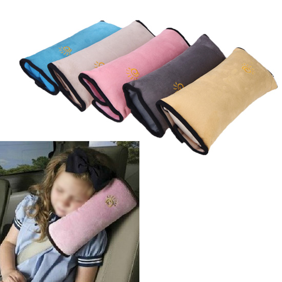 Universal Bay Child Car Cover Pillow Baby Shoulder Safety Belts Children Strap Harness Protection seats Cushion Support(China (Mainland))