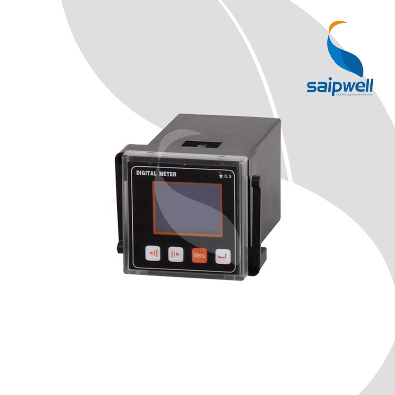 Multifunction Panel Meter : Type three phase digital multifunction electrical panel