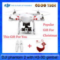 2015 hot sale phantom 2 rc quadcopter professional drone DJI Phantom 2 With H3 3D Camera