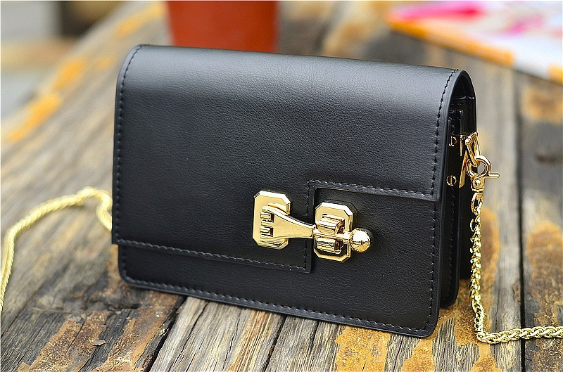 2015 mini flap bag genuine leather handbags chain messenger shoulder bag day clutchs brand designer fashion designer bag<br><br>Aliexpress