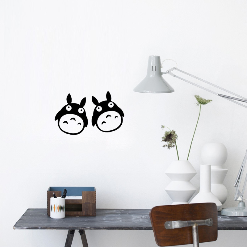 Trade Cartoon Lovely Child Bedroom Wall Sticker Decal Animation Wall