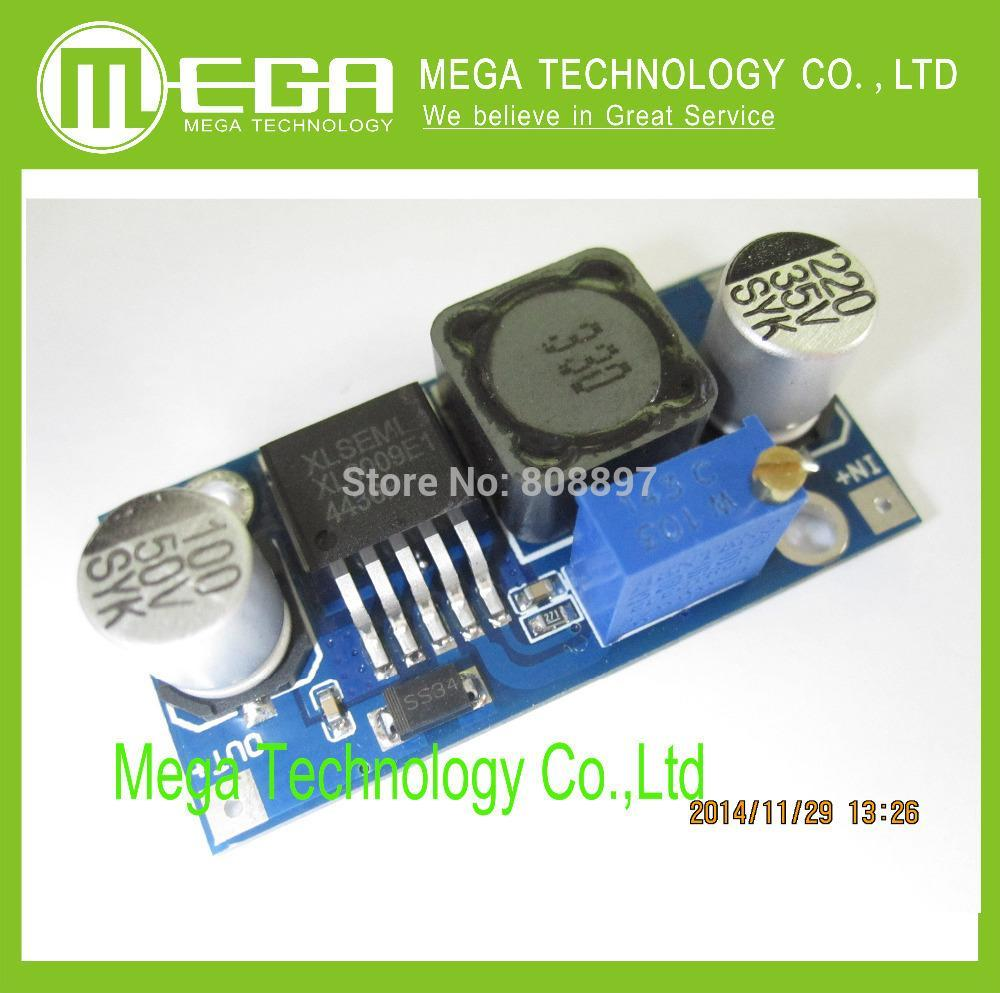 XL6009 booster module DC-DC adjustable module power supply module - Super LM2577 regulator(China (Mainland))