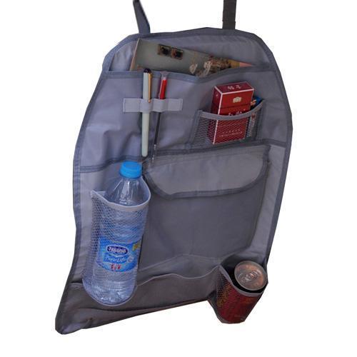 New Car Auto Back Seat Hanging Organizer Collector Storage Multi-Pocket Hold Bag(China (Mainland))