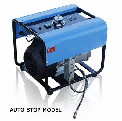 300bar 30mpa 4500psi high pressure portable pcp electric air compressor(China (Mainland))