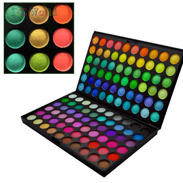 New fashion hot sale Pro 120 Full Color Eyeshadow Palette Profession Makeup Eye Shadow 2A drop shipping 31(China (Mainland))