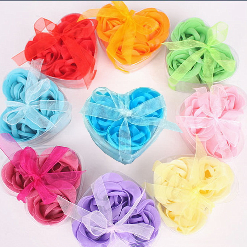 Boda Sex Products Fashion Hot Sale Wedding Decorations Festa Romantic Flower Soap Souvenirs Baby Shower Favors And Gifts Decor(China (Mainland))