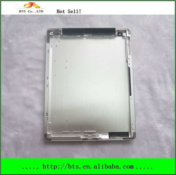 New Replacement For Apple iPad 3 Battery Cover Rear Back Housing Door 3G Version(China (Mainland))
