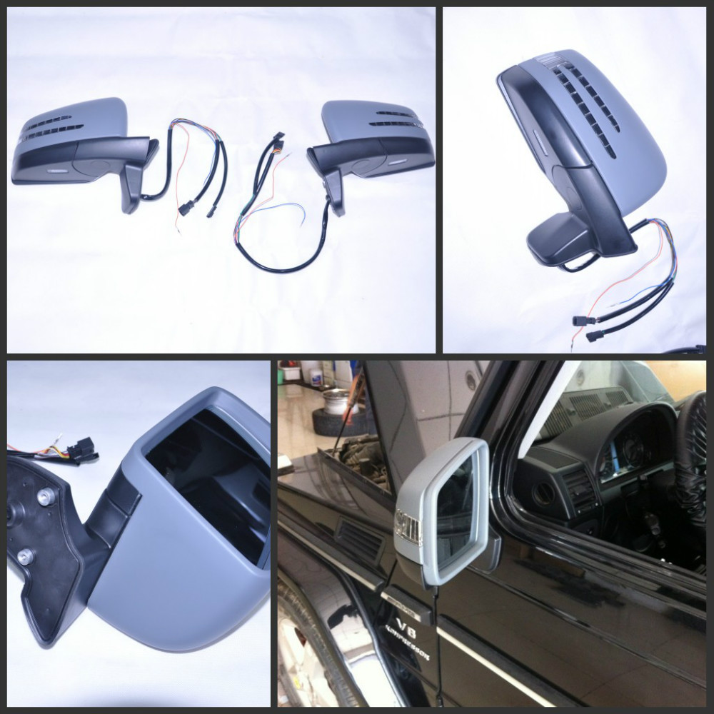 High quality complete side mirror for mercedes benz c for Mercedes benz side mirror price