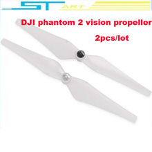 2015 4Pcs/Lot DJI Phantom 2 Vision Flying Camera Accessories CW / CCW Propellers Blades GPS FPV Quadcopter Drone Parts