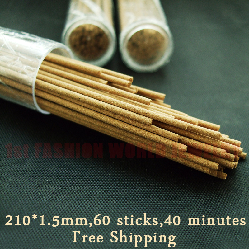 Natural Australia Sandalwood Incense Sticks Sandal Incense 20g+60 Stick Scent Moderate Herbal Incense Home scent Natural Aroma(China (Mainland))