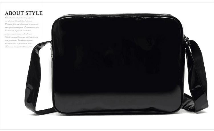 Touken Ranbu PU Cosplay Bags Anime Computer Laptop Shoulder Bag Satchel Unisex Students Schoolbag