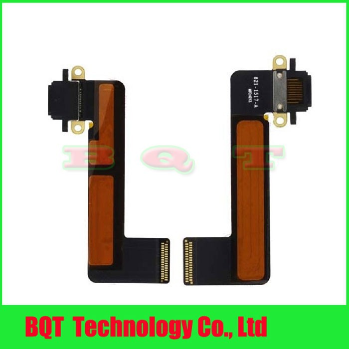 Replacement For ipad mini USB Dock Connector Charging Port Charger Flex Cable DHL Free shipping(China (Mainland))