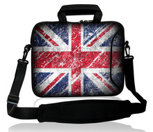 17 17.3 17.4 дюймов ноутбук портативный сумка посланник сумка чехол чехол вт / ручка для Dell Asus Sony ноутбуков Toshiba