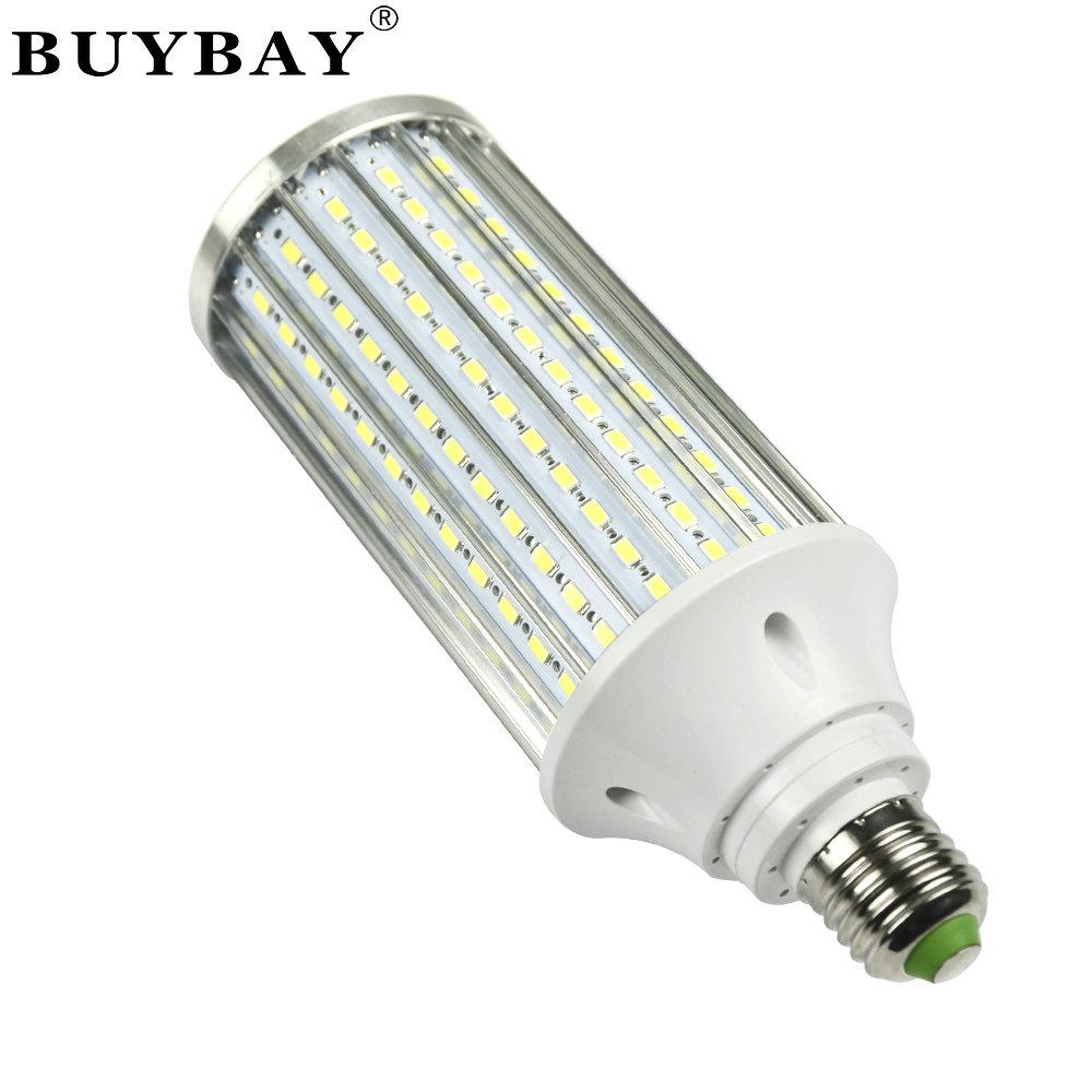 High power 50W E27 LED bulb AC85-265V 210 led SMD 5730 aluminum pcb led light ultr bright no flicker top quality series(China (Mainland))