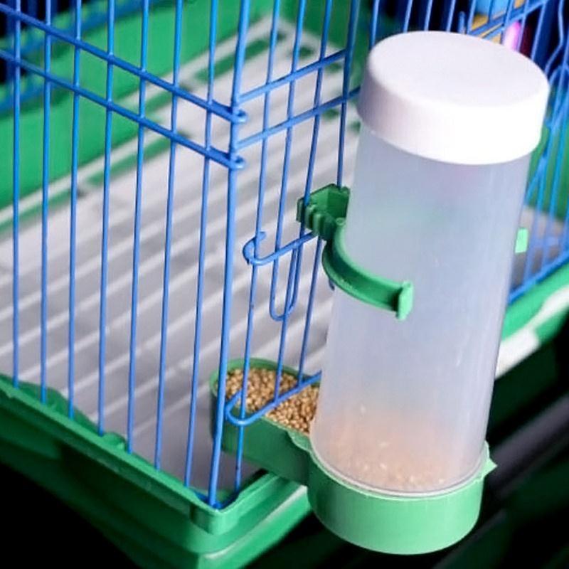 Автоматическая кормушка для попугая своими руками