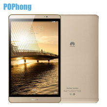 HUAWEI MediaPad M2 Tablet PC Kirin930 Octa Core 8.0 inch 1920X1200px 3GB RAM 16GB/64GB ROM 8MP 4800mAh 4G LTE WIFI(China (Mainland))