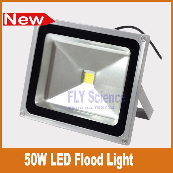 Promotion 4800lm 50W led flood lights waterproof  outdoor wall wash garden yard lamp