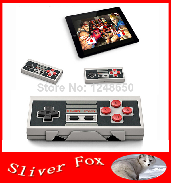 Gift Top 2014 NEW 8BITDO NES30 Wireless Bluetooth Controller Support IOS Android Mac OS PC Gamepad High Quality With Xstand<br><br>Aliexpress