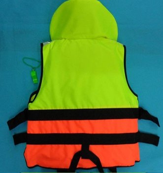 Wholesale 2pcChildren's life jacket, children with neck children with whistle swimwear / child life-saving services
