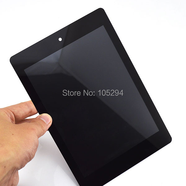 Black For Acer Iconia Tab A1 A1-810 LCD display touch screen with digitizer assembly replacement ,free shipping!!(China (Mainland))