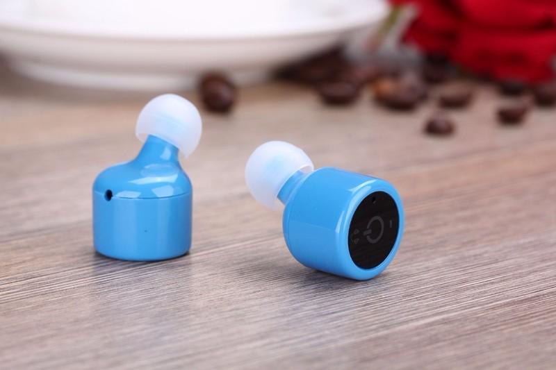 YH X1T Mini Sport Bluetooth Headset Lastest CSR V4.2 Bluetooth Earphones Handfree True Wireless Earbuds For Iphone 7 Samsung S6