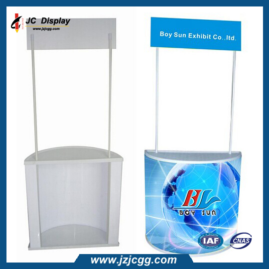 Protable Plastic Table Promotion Table Pop Up Promotion Table(China (Mainland))